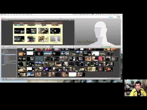 How to make a movie trailer on iMovie