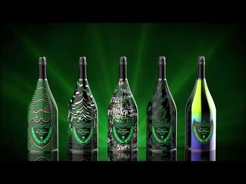 Dom Pérignon x Byblos: Introducing Five Limited-Edition Methuselah Designs