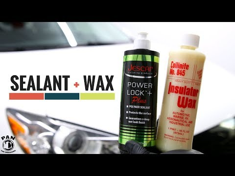 The Best Wax and Sealant Combo! (ft. Matt from Obsessed Garage)
