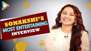 Sonakshi Sinha On Dabangg 3 & Khandaani Shafakhana | Salman Khan | SRK | Hrithik | S*x Taboos