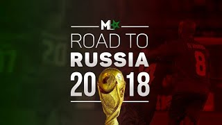 Morocco-road To Fifa World Cup Russia 2018