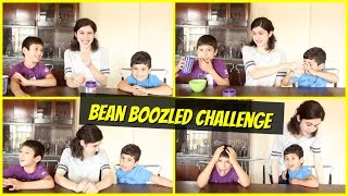 THE BEAN BOOZLED CHALLENGE!