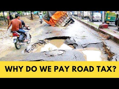 Why Do We Pay Road Tax?