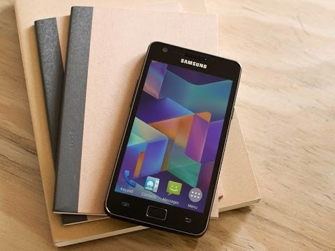 Android Kitkat 4.4 theme for Samsung wave (Bada OS