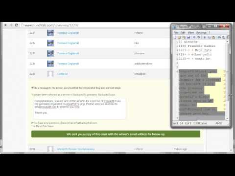 Emsisoft Internet Security giveaway winners