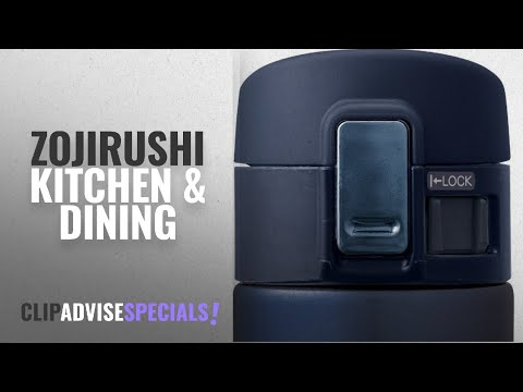 10 Best Selling Zojirushi Kitchen & Dining [2018 ]: Zojirushi SM-KHE48AG Stainless Steel Mug,