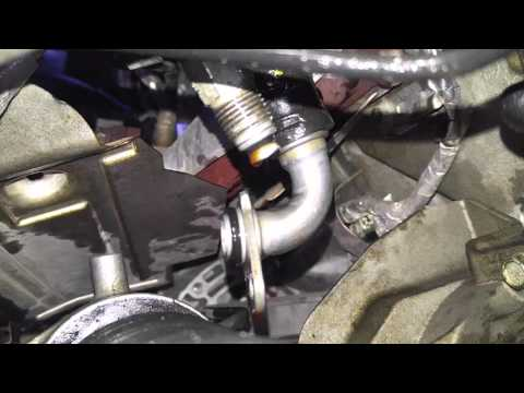 09 Buick Enclave power steering pump removal