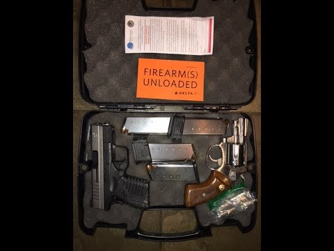 Checking In A Firearm Through Delta Airlines