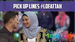 Fattah Kasi Pick up Line Bahasa Kelantan Untuk Neelofa #lofattah - MeleTOP Episod 209 [1.11.2016]