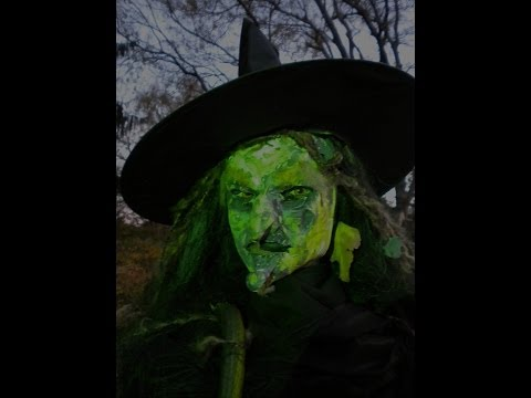(Easy) How to Make a  Halloween Witch