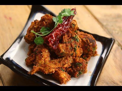 Kolhapuri Sukka Chicken | Sanjeev Kapoor Khazana