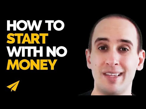 Startup Ideas - How can you start a business without money