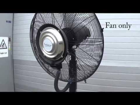 Misting Fan 26
