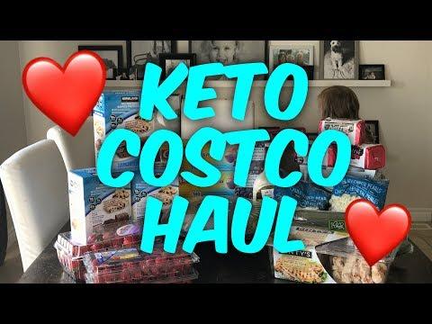 Costco Canada Keto Haul - Shopping on a Ketogenic Diet
