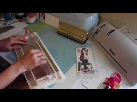 How to make secretarial pockets for your planner