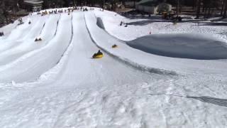 Snow tubing | Big Bear Lake, CA