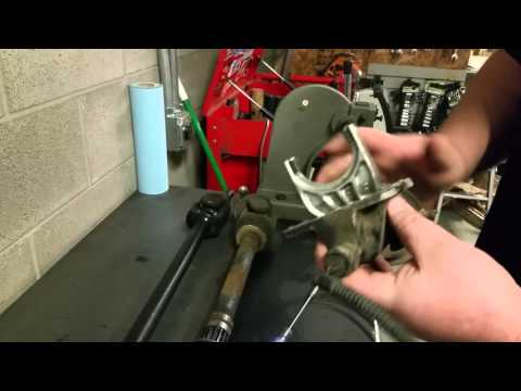 Jeep Dana 30 CAD Explained & Upgraded to 1 Pc Axle