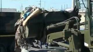 Italy Dispatches Army To Clear Rubbish