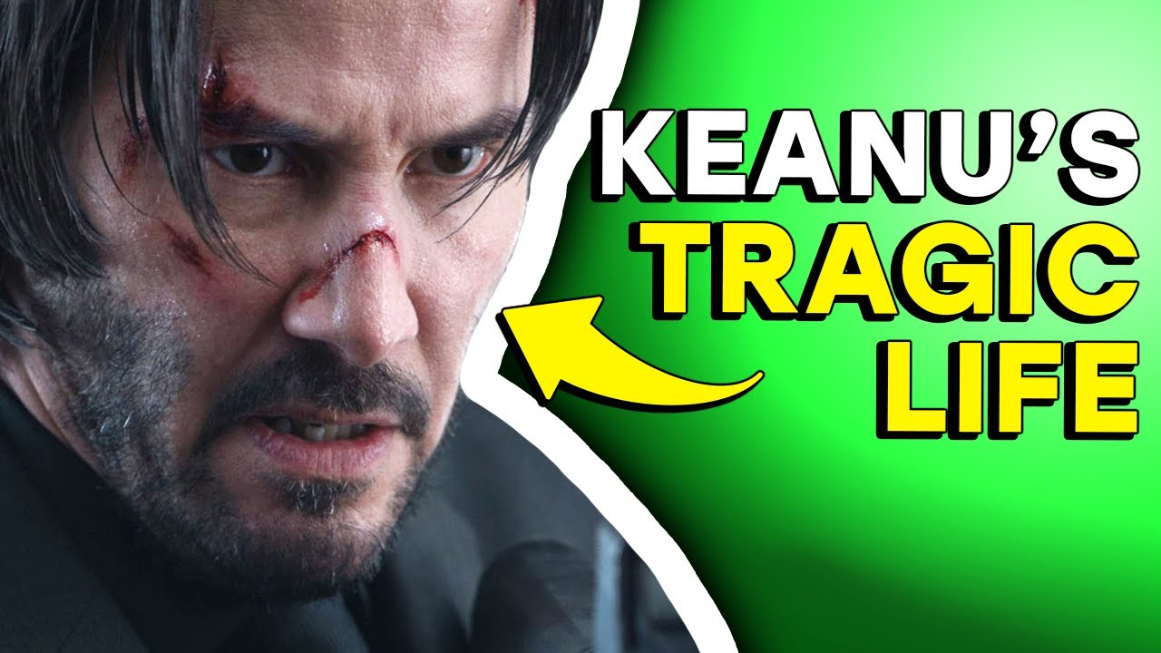 Keanu Reeves' Life Is More Tragic Than You Think  ⭐ OSSA
