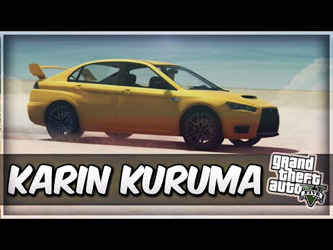 GTA 5 Online Heist Cars - Karin Kuruma! How To Get The KARIN KURUMA! (GTA 5 Heist DLC)