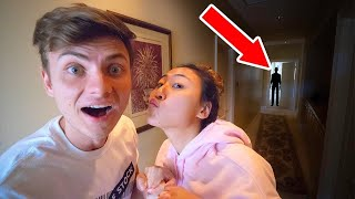 Exploring Mansion with MY CRUSH at 3AM (Part 2)