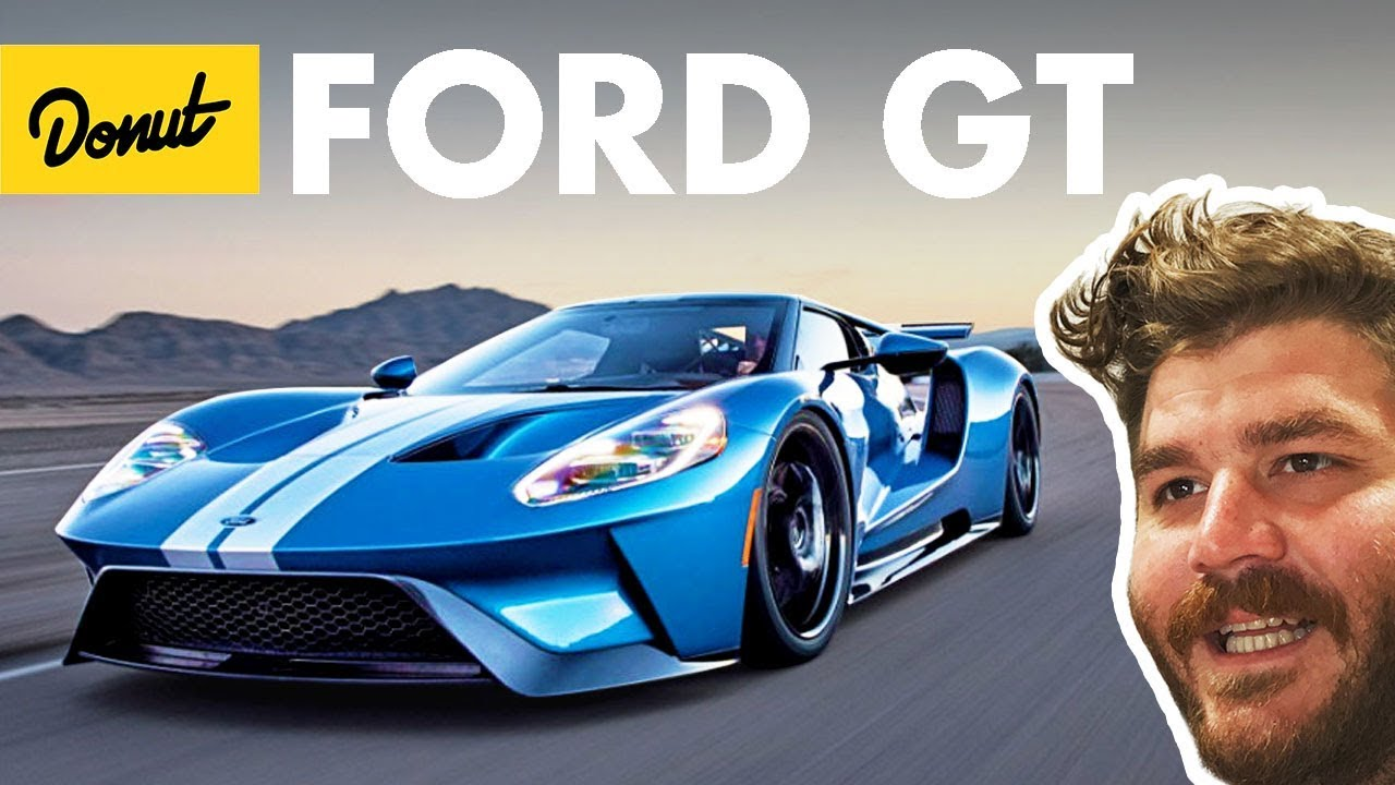 Ford GT - Everything You Need to Know | Up to Speed