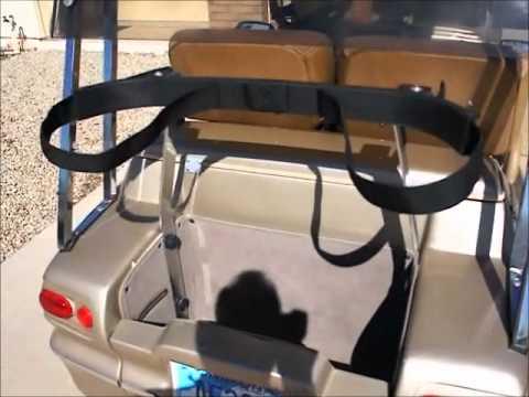 Western 300 SLT Electric Golf Cart