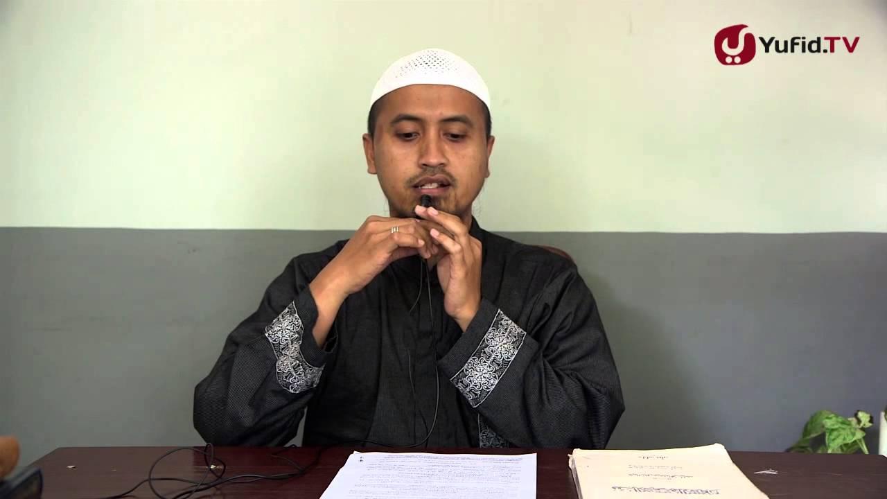 Kajian Fikih Doa dan Dzikir: Keistimewaan Kalimat Tasbih Bagian 2 - Ustadz Abdullah Zaen, MA