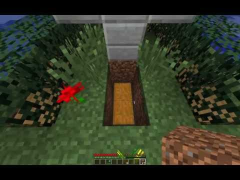 how to make a minecraft grave