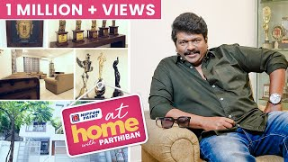 At Home With Parthiban | I stay in a Rented house | JFW Exclusive
