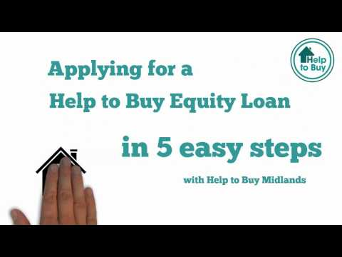 The Help to Buy Equity Loan in 5 Easy Steps