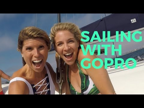 The Voyagers Club Sailing Adventure with GoPro