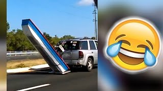 SUV Caught on Camera Towing Boat - MAJOR FAIL!   What