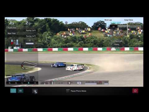 GT5: OTGP Online Suzuka JGTC Race
