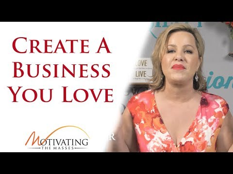 Susie Carder - How To Create A Business You Love