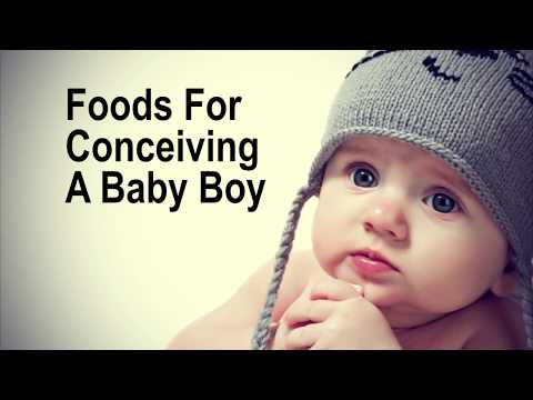 Foods For Conceiving A Baby Boy Naturally - Foods That Will Help You Get A Son