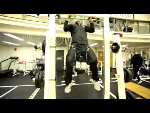 Maximuscle - England Rugby Team Top 5 Gym Exercises