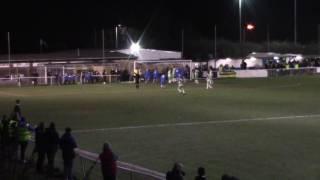 FA Youth Cup: FC Broxbourne Borough vs Yeovil Town