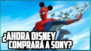 disney Comprar A Sony Pictures O Slo A Spider man