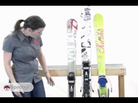 Selecting Ski Bindings