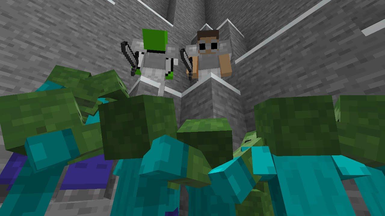 Minecraft: Zombie Apocalypse Survival