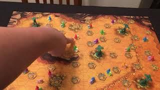 Board Game Reviews Ep #88: THROUGH THE DESERT