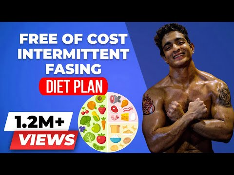 FREE Intermittent Fasting DIET PLAN for Fat Loss OR Muscle Gain | BeerBiceps IF Diet