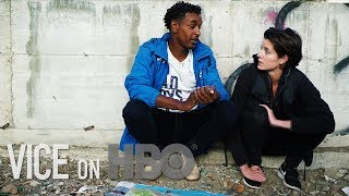 This Underground Network Is Helping Refugees Across Europe | VICE on HBO