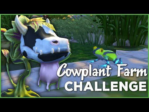 Breaking the Gremlin Curse!! 🐄🌱 Sims 4 Cowplant Farm: Episode #19