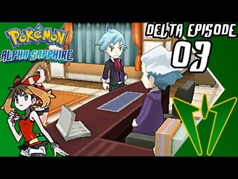 Pokémon Alpha Sapphire - Delta Episode (Part 3) - Rustboro City - Gameplay Walkthrough