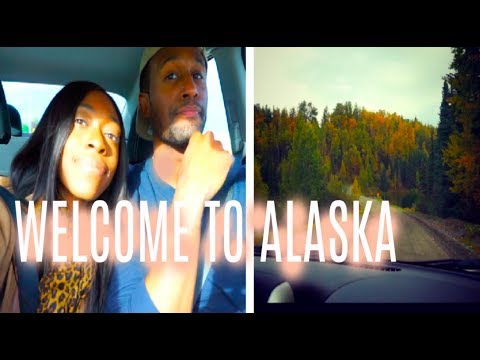 I WENT TO ALASKA!| HIS FIRST DUTY STATION