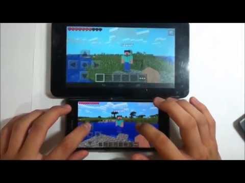 Como Jogar Multiplayer no Minecraft pocket edition - Android