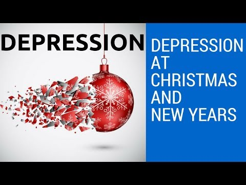 Coping with depression at Christmas & new years