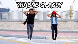 Khadke Glassy | Jabariya Jodi | Dance Cover | Khushi Garg Choreography | ft. Shah Priyank